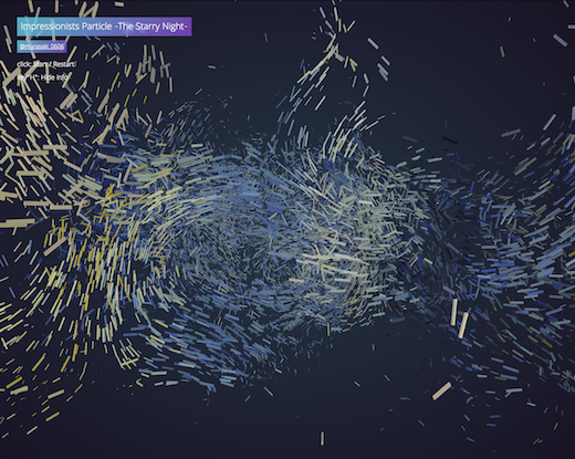 Impressionists Particle
